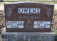 Headstone: Robert and Ruby Owens
